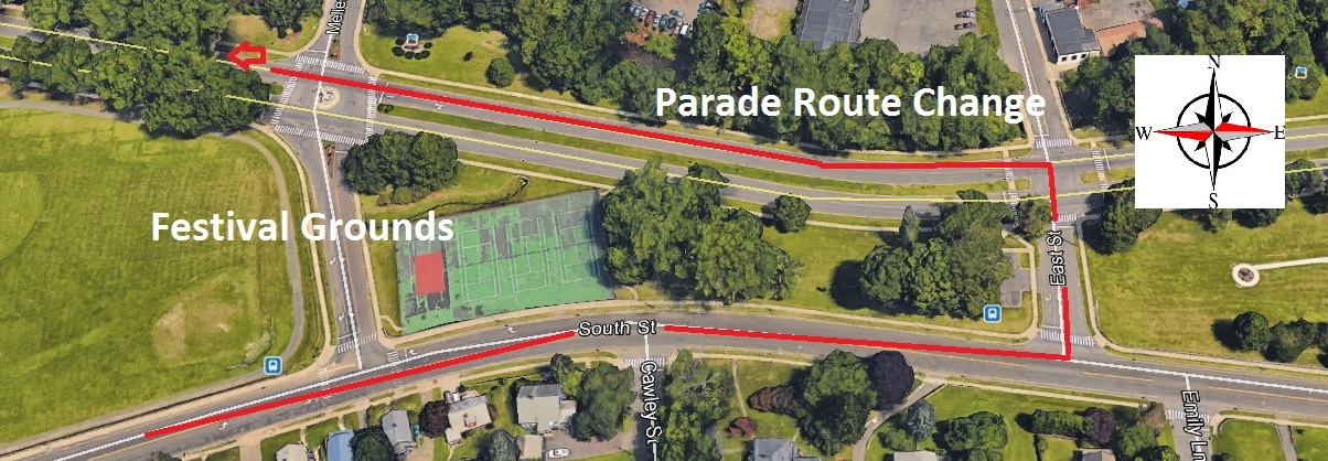 Parade Participants And Route For 2017 The Bristol Mum